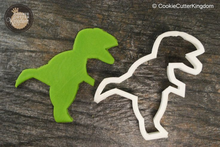 T-Rex Dinosaur Cookie Cutter