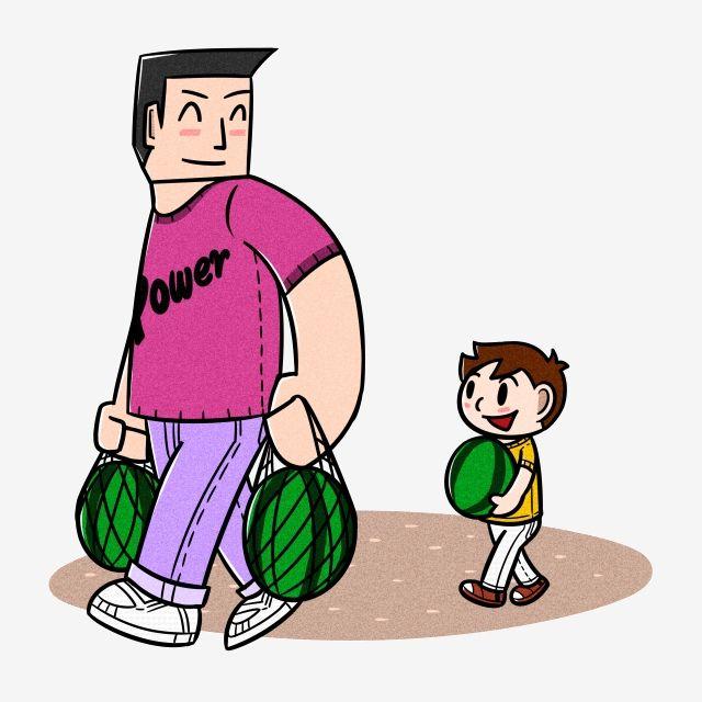 الرسوم المتحركة عيد الأب الأب والابن الرسوم المتحركة الأب والابن كرتون يوم الاب الأب وابنه Png وملف Psd للتحميل مجانا Father And Son Cartoon Sons