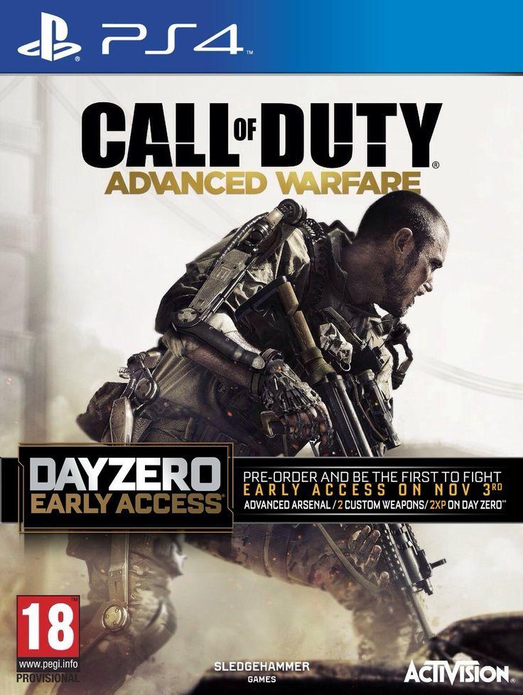 Call of Duty: Advanced Warfare - Day Zero Edition (PS4):Amazon.co.uk:PC & Video Games