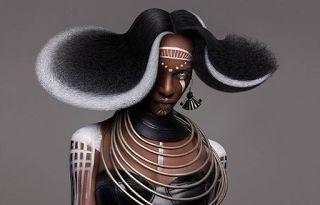 Planet Stars: Η αφρικανική κουλτούρα επί κεφαλής Δείτε τις φωτογ...
