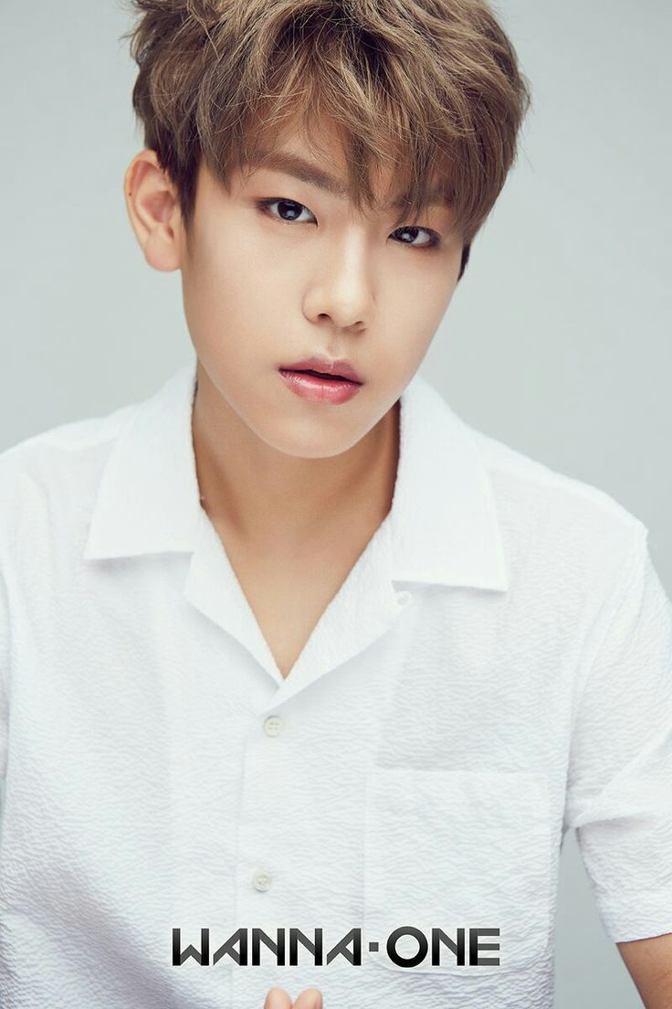 WANNA ONE member Profil #2 Park Woojin