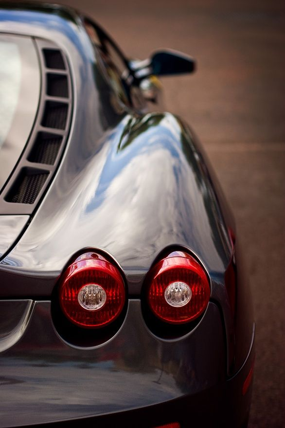 Ferrari brake lights