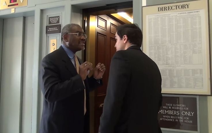 """Congressman Gregory Meeks (D-NY) was confronted by national bestselling author and journalist Jason Mattera over several unethical practices that he has refused to either explain or apologize for. Mattera, author of the blockbuster new book CRAPITALISM: Liberals Who Make Millions Swiping Your Tax Dollars, caught up with Rep. Meeks and asked him, """"How many more..."""