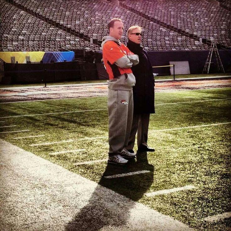 Manning & Elway