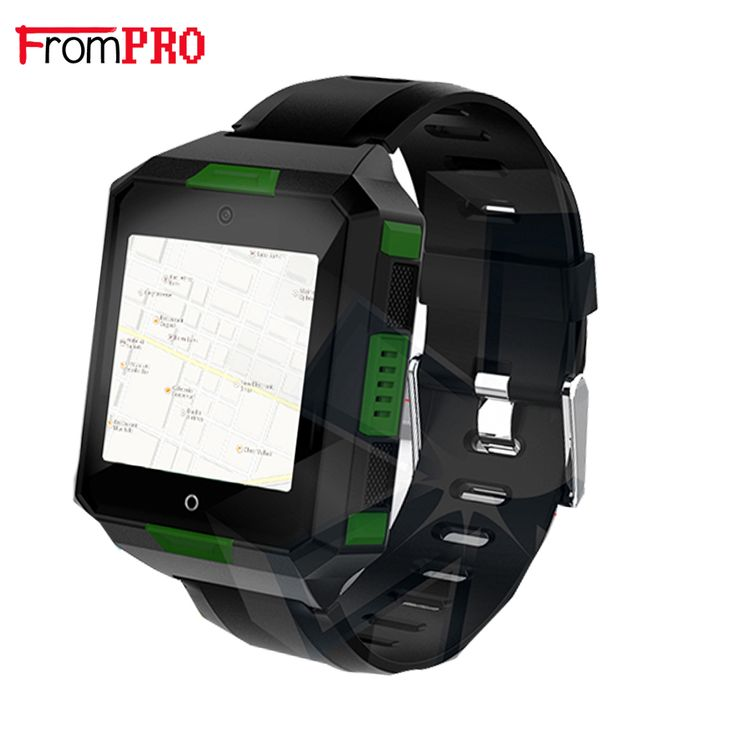 FROMPRO 4G smart watch M9 Android 6.0 MTK6737 1G 8G smartwatch IP67 Waterproof 850mAh Battery Long Standby Outdoor Rugged watch