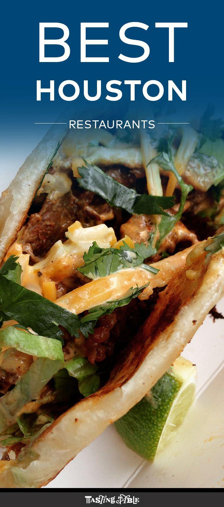 Best Houston Restaurants