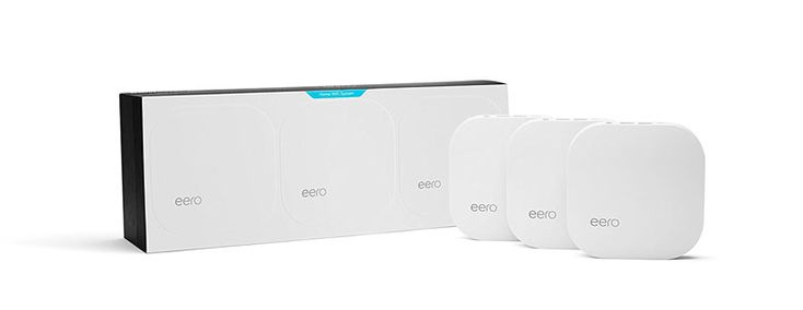 eero Home WiFi System Package