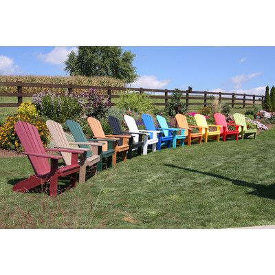 Shop Wayfair for Adirondack Chairs to match every style and budget. Enjoy Free Shipping on most stuff, even big stuff.