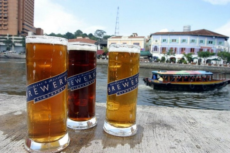 Brewerkz - Singapore