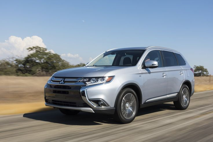 Mitsubishi motors and crossovers are a great mix for sales.