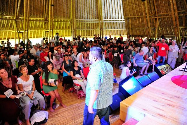 Indra Aziz at TEDxUbud 2012 by TEDxUbud, via Flickr