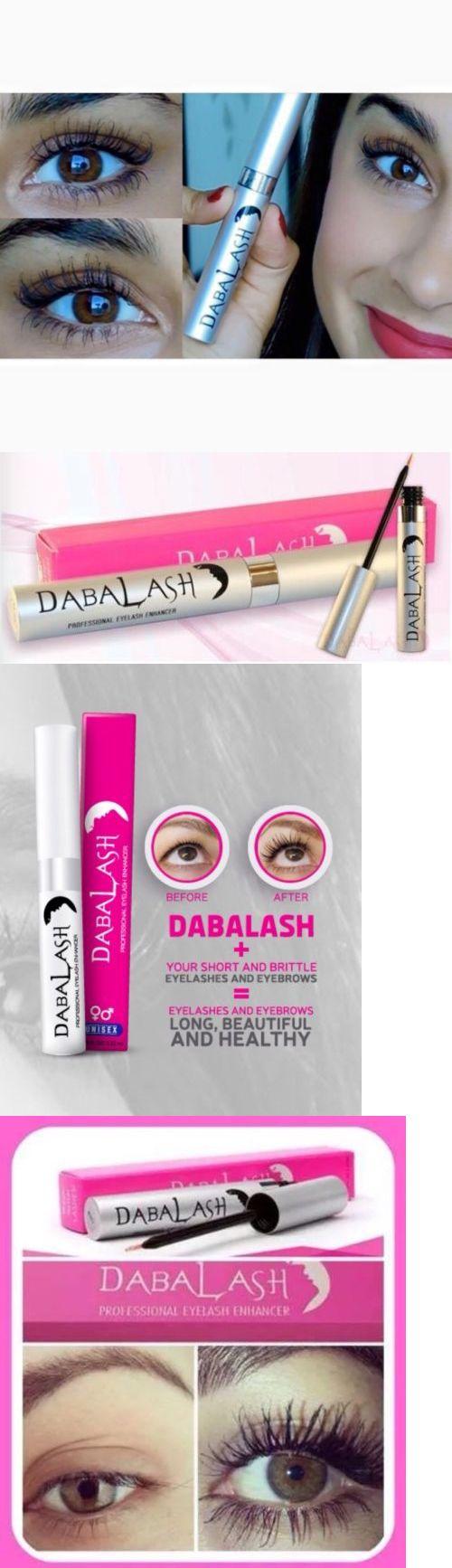 Lash Growth and Conditioner: Dabalash Para 9 Meses 100 % Original Alargador De Pestañas Y Cejas BUY IT NOW ONLY: $125.0