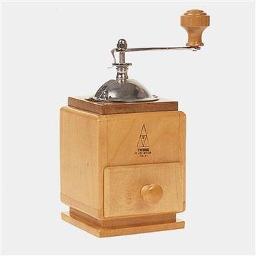 Alessi Coffee Grinder - Style # MC0181, Modern Coffee Presses, Contemporary Coffee Presses, Modern Coffee Makers, Contemporary Coffee Makers, Alessi, Iittala at SWITCHmodern.com