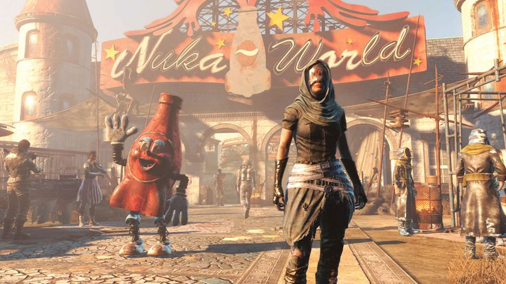 Fallout 4: Nuka World is driving us rabid with this Star Cores fetch quest. Let our guide save you the angst. Fallout 4: Nuka-World – Star Core Locations Starlight Interstellar Theater Star Cores RobCo Battlezone Star Cores Vault-Tec: Among the Star…