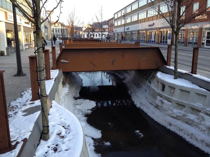 Dæmningen i Vejle