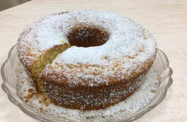 Κέικ πεντανόστιμο και αφράτο χωρίς αυγά, βούτυρο και γάλα! όσο μένει γίνεται πιο νόστιμο!