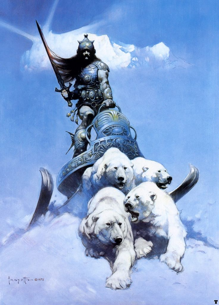 Frank Frazetta work Frank Frazetta : Artist ♣️Fosterginger.Pinterest.Com♠️ More Pins Like This One At FOSTERGINGER @ PINTEREST No Pin LimitsFollow Me on Instagram @  FOSTERGINGER75 and ART_TEXAS