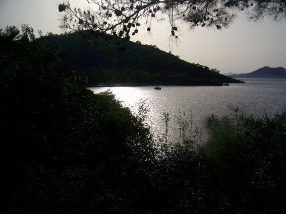 Fethiye, Kizilada, private gulet rental, www.barbarosyachting.com
