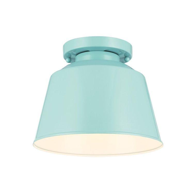 Fancy Freemont Light Outdoor Flush Mount