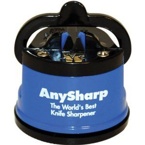 AnySharp Global World's Best Knife Sharpener (Classic): Amazon.co.uk: Kitchen & Home