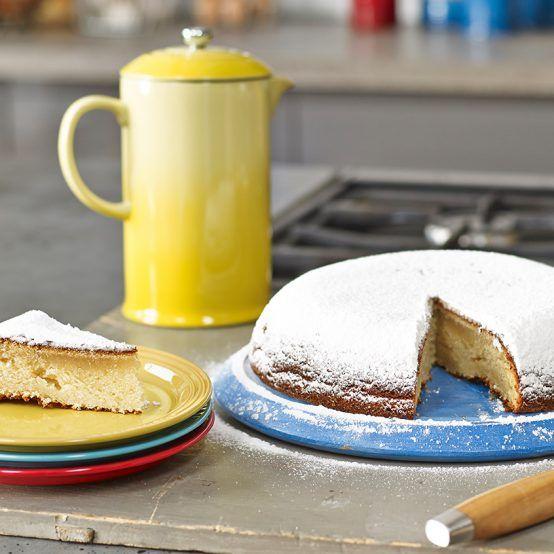 Brazilian Breakfast Cake