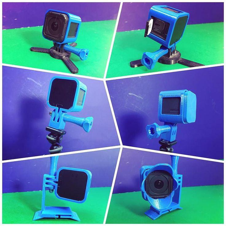 Something we liked from Instagram! #GoPro Gear von #incredesign für die GoPro #hero4 Session! Alles aus dem 3D Drucker. #3dprinting #3dprinter #3dprint #hero4session #blue #potd #beahero #gadget #gadgetlover #gadgetgrapher #gadgets by nerdbench check us out: http://bit.ly/1KyLetq
