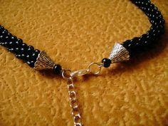 Spiraal vlecht van Tween 4 kralen | biser.info - alles over kralen en kralen werken