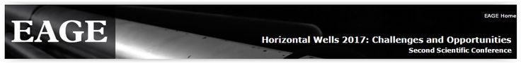 """#geocongress Horizontal Wells 2017: Challenges and Opportunities Second Scientific Conference. Kazan, Russia: 15 May 2017 - 19 May 2017. On behalf of the Organising Committee, I invite you to participate in the Science Conference """"Horizontal wells. Challenges and opportunities"""" that is to be held on May 15-19, 2017 in Kazan' city..."""