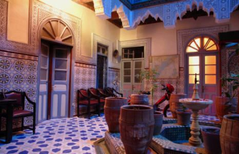 moroccan style bedroom furniture | Moroccan Home Decor on Moroccan House Style Moroccan Home Decoration