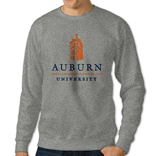 101Dog Auburn University Logo Mens Pullover-sweaters XXX-Large Ash >>> Details can be found by clicking on the image. http://www.amazon.com/gp/product/B01M98NRZS/?tag=gadgets3638-20&pst=031216180311