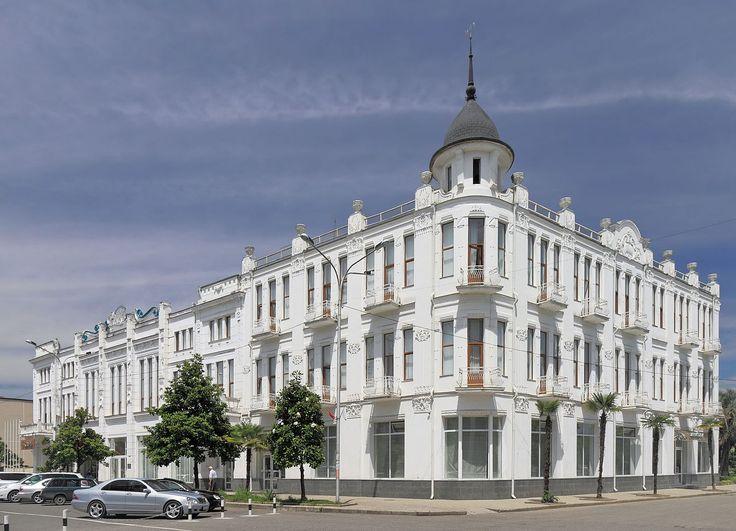 "2014 Suchum, Hotel ""Rica"" (04) - Suchumi – Wikipedie"