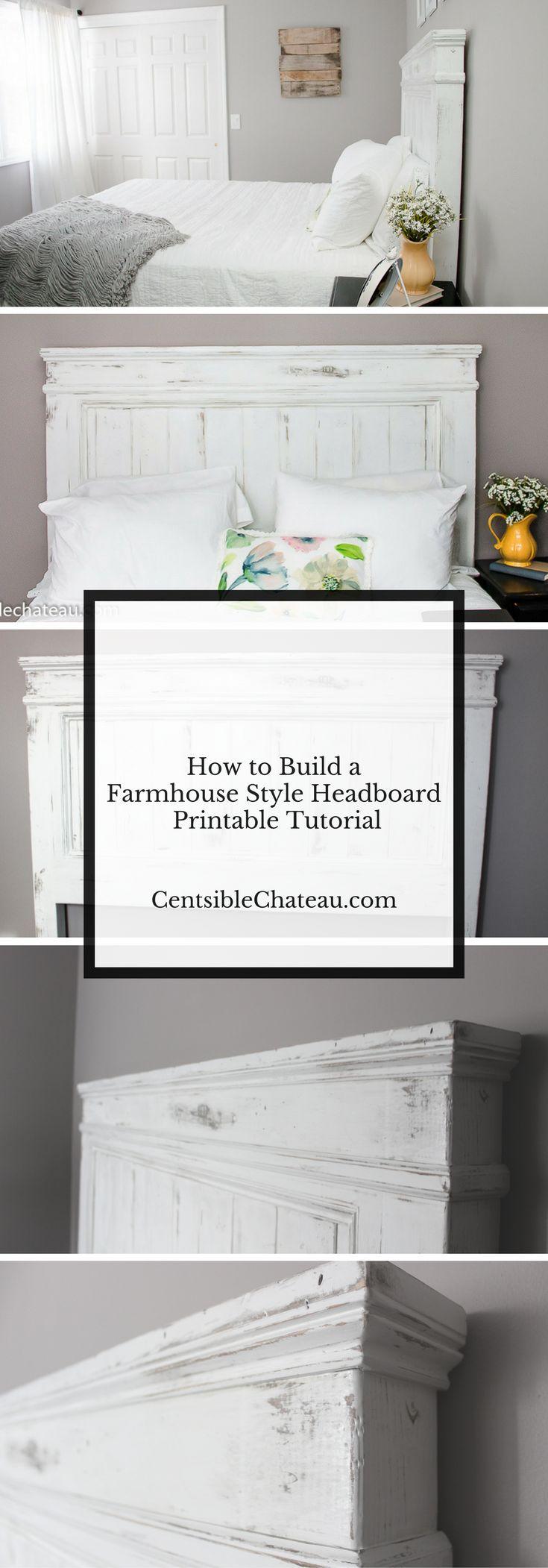best 25+ farmhouse headboards ideas on pinterest | farm house