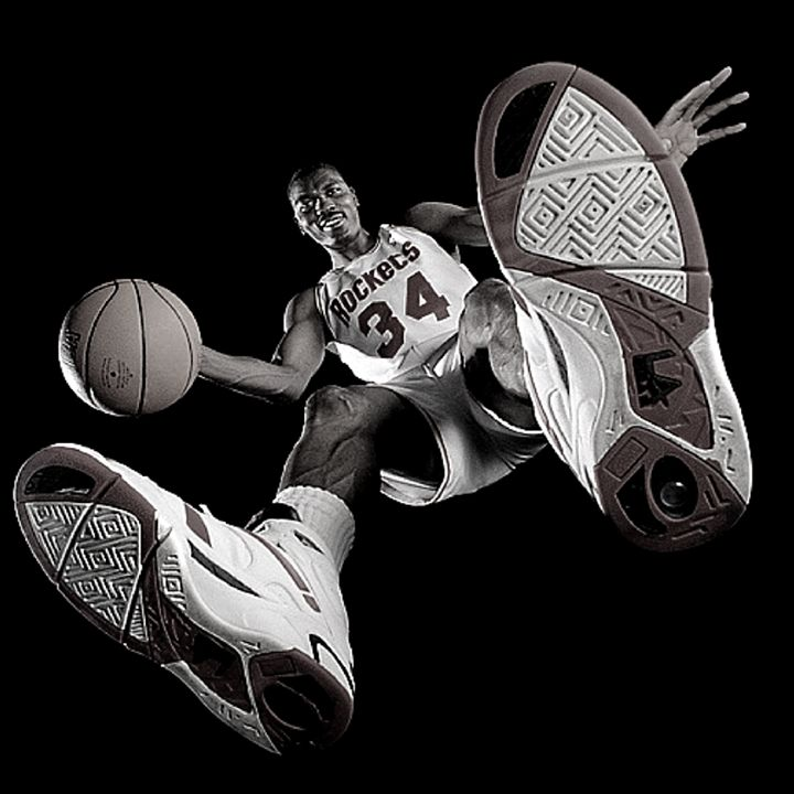 Hakeem Olajuwon: I love fashion as much as I love basketball! It is a great joy for me to express myself through designing my own collection. #HakeemOlajuwon #whatbringsmejoy
