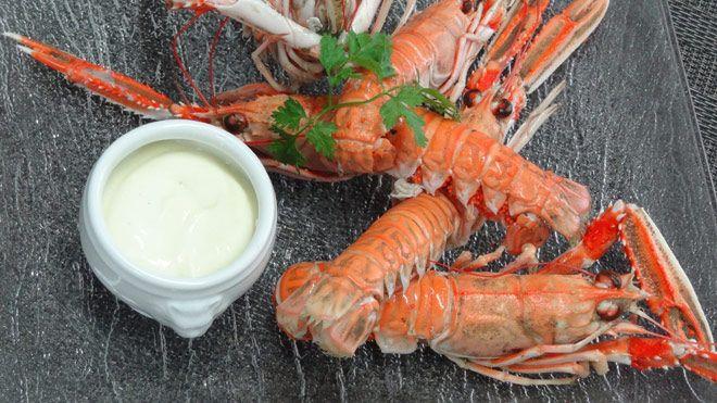 Patrice Dugué, chef aux Thermes de Saint-Malo, nous donne sa recette pour une sauce légère et savoureuse à la fois.