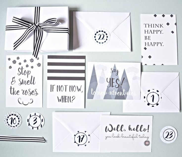 Are you interested in our Inspirational Quote Advent Calendar? With our Stationery Advent Calendar for Adults you need look no further.