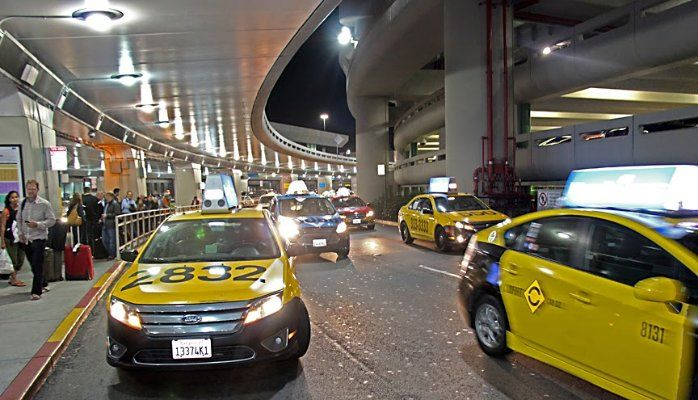 The numbers revealed for Uber, Lyft and taxi - raw data from SFO