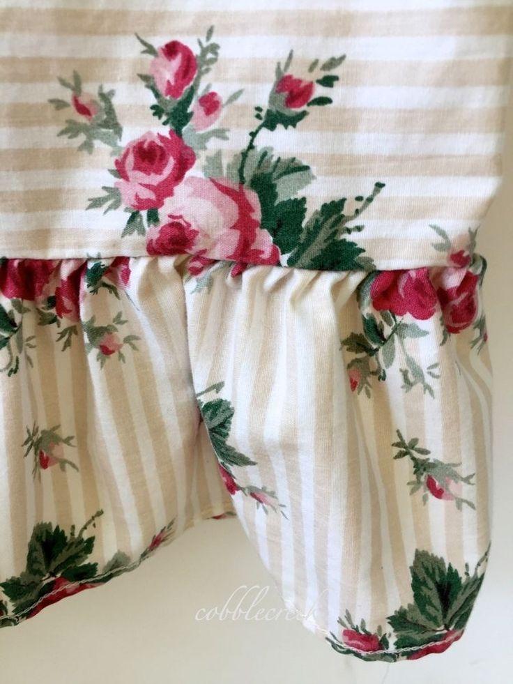 Ralph Lauren 1 King Pillow Case Marseilles Sophie Emma Tan Stripe  #RalphLauren #FrenchCountry #linens #pillowcase