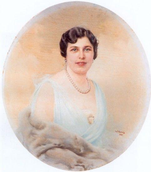 Ritratto di Giovanna Minbelli