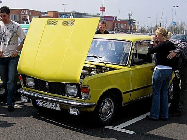 Fiat 125p Lux