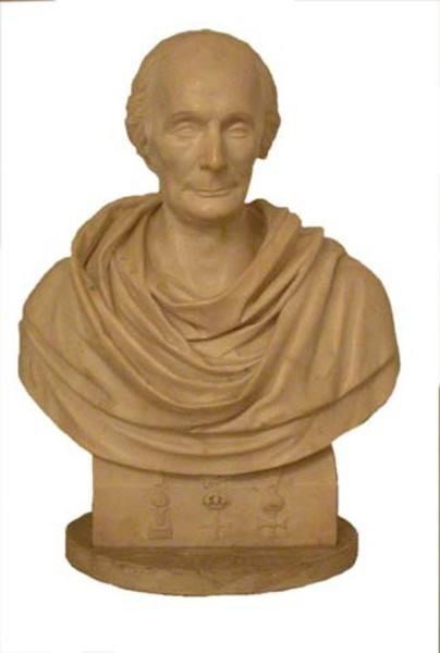 Pompeo Marchesi - Ritratto di Giovanni Bozzotti (1827)