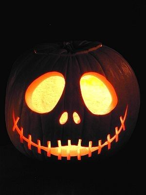 Pumpkin Carving Ideas  love this nightmare before christmas!