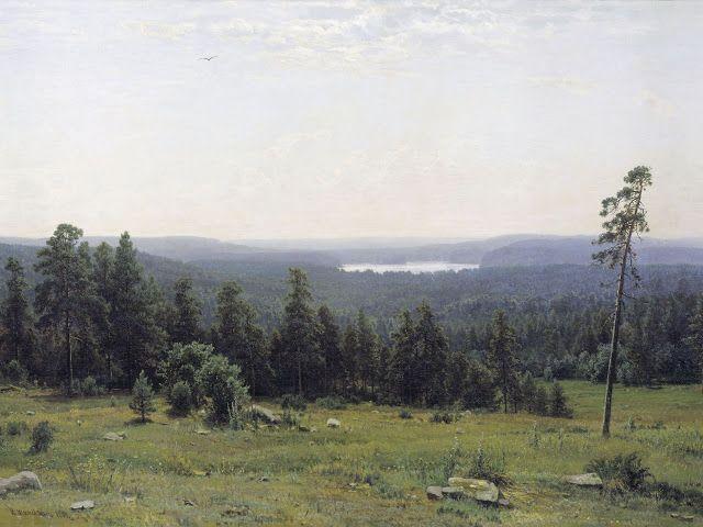 Οι δασικοί ορίζοντες.(1884)