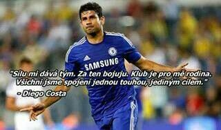 Diego Costa :33 (FC Chelsea)