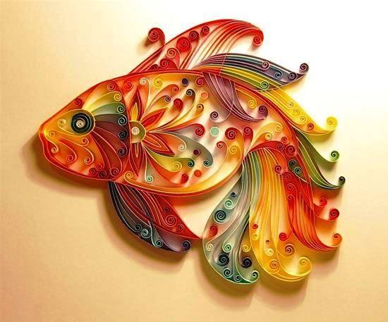 Quilling - PAPÍRÁRU - Kreativ Hobby Dekor