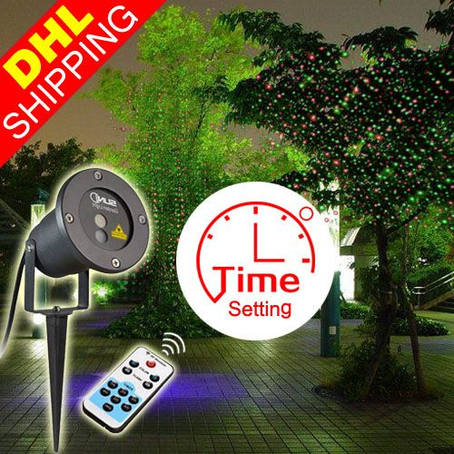 OUTDOOR IP65 RG Waterproof Latest Laser Light Outdoor Christmas Lights Projector Garden Grass Landscape Decorative Lights