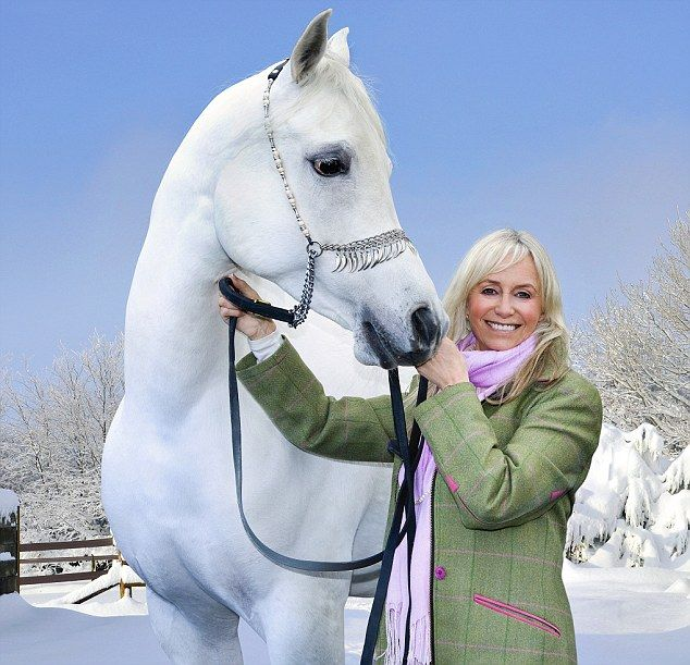 Born: July 26th 1950 Susan Melody George is an English film and television actress, film producer and Arabian horse breeder.