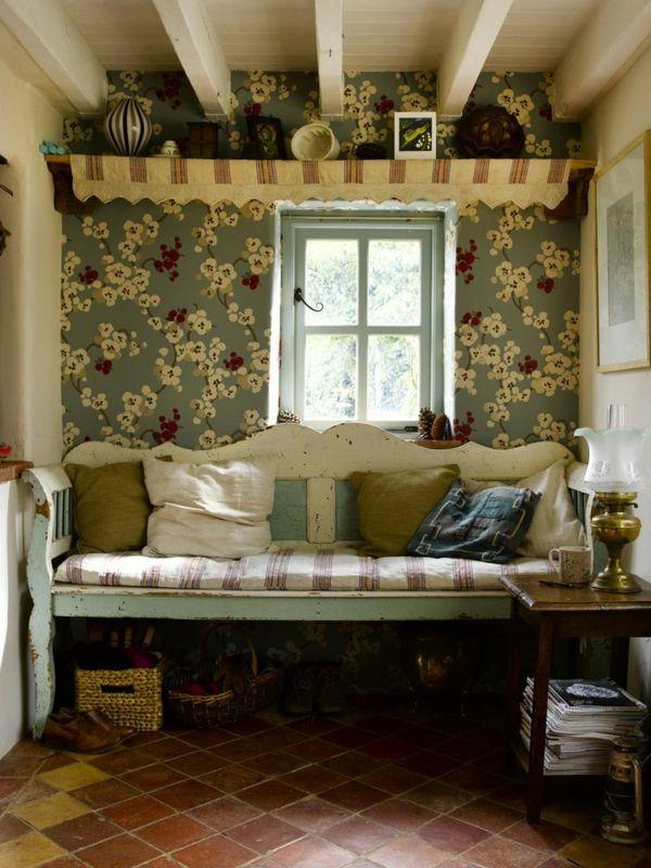 Top 25 Best Tapeten Landhausstil Ideas On Pinterest