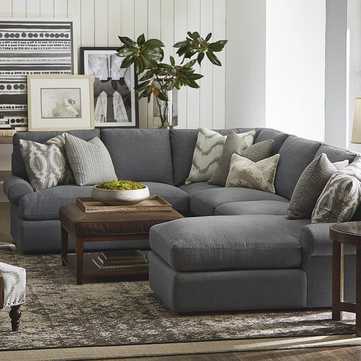 25 best ideas about sectional sofa layout on pinterest for 4 chair living room arrangement