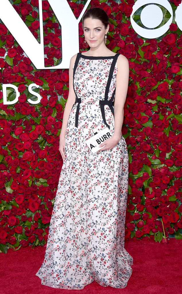 Bee Shaffer from Tony Awards 2016 Red Carpet Arrivals