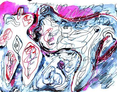 "Check out new work on my @Behance portfolio: ""EROTIC INTERLOCKED 02"" http://be.net/gallery/63856597/EROTIC-INTERLOCKED-02"